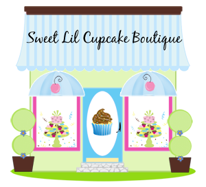 Boutique Street Cupcakes -Exclusive
