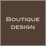 Boutique Custom Web Design