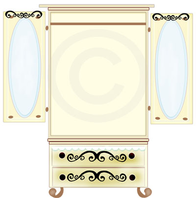 Armoire Graphic 1