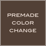 Template Color Change