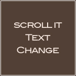 Scroll It Text Change
