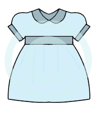 Girls Dress Graphic 2