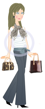 Female Graphic 7-