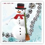 Snowman Facebook Header