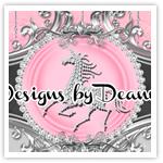 Bling Unicorn Ltd-girly web design, designs by deanna